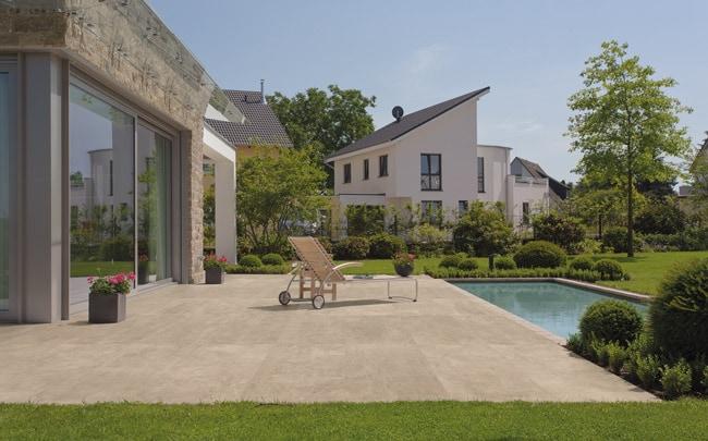 Terrassenplatten OS Sand