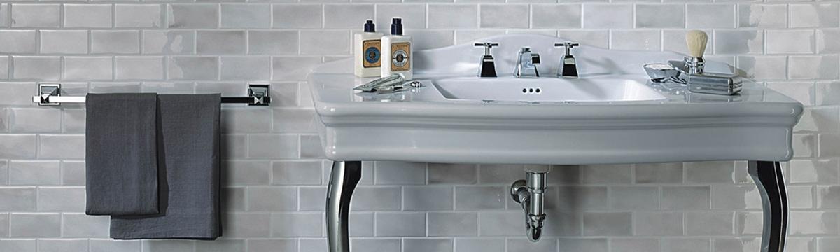 4 Tipps, um dein Gäste-WC mit Fliesen zu gestalten. – Terra ...