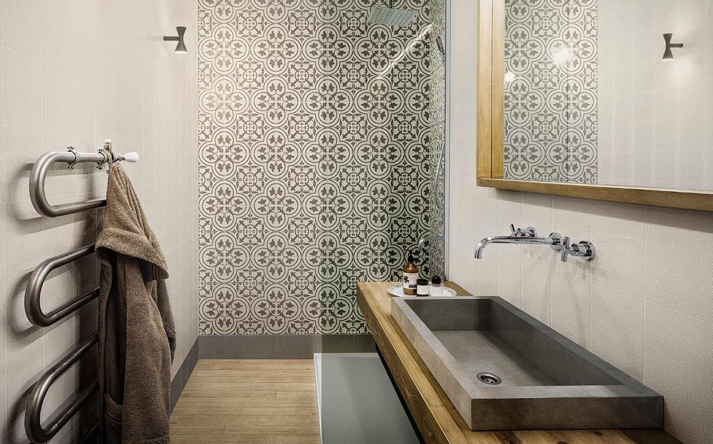 Fliesen für Badezimmer – große Auswahl bei Terra e Muro