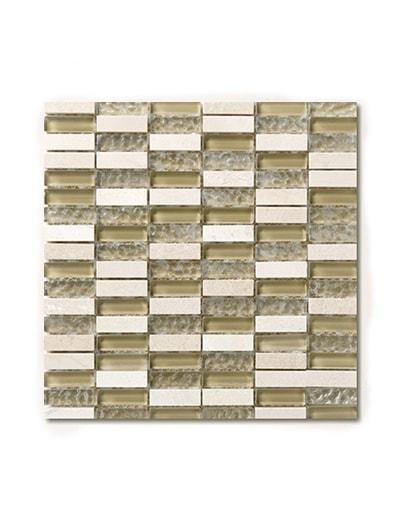 Mosaik Stone Mix Beige